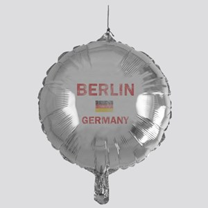 Berlin Germany Designs Mylar Balloon