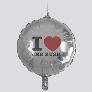Political Designs Mylar Balloon