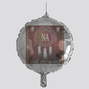2-NA INDIAN Mylar Balloon