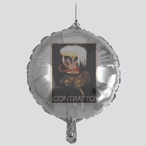 Vintage poster - Contratto Mylar Balloon