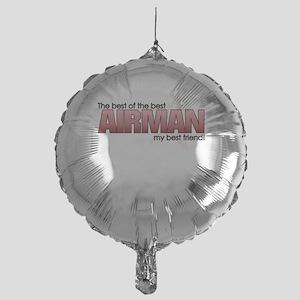 Best of the best:Airman Mylar Balloon