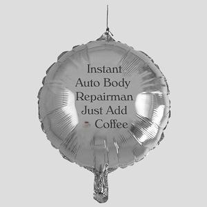 Auto Body Repairman Mylar Balloon