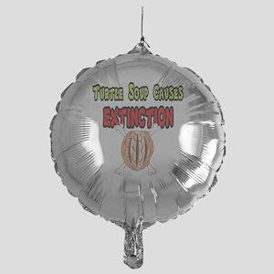 Turtle Soup Mylar Balloon