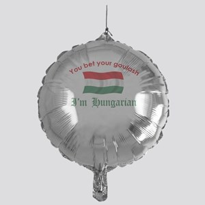 Hungarian Goulash 2 Mylar Balloon