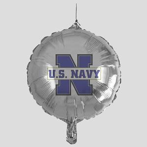 U S Navy Mylar Balloon