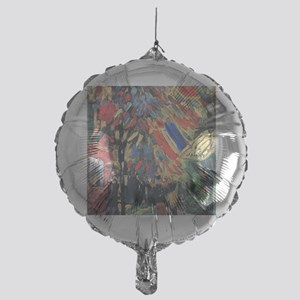 Vincent Van Gogh 14 July In Paris Mylar Balloon