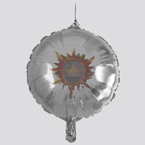 Sacred Symbol Recovery Mylar Balloon
