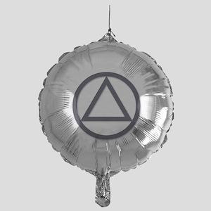 A.A. Symbol Basics - Mylar Balloon