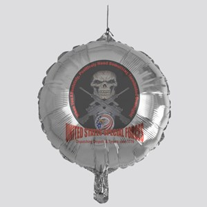 Military Special Forces Mylar Balloon