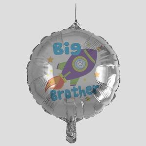 Big Brother Rocket Mylar Balloon