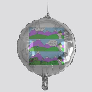 The Sound of Music Mylar Balloon