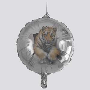 Tiger, artwork Mylar Balloon