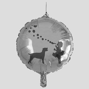 Cane-Corso28 Mylar Balloon