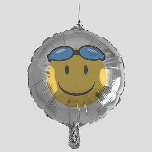 swimming Mylar Balloon