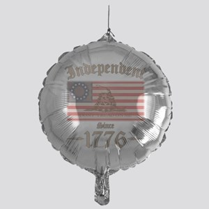 Independent Mylar Balloon