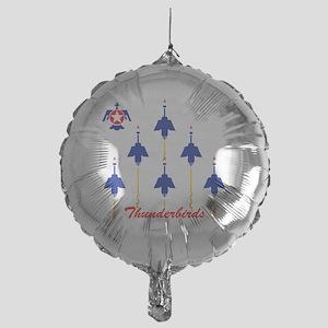 Thunderbirds Mylar Balloon