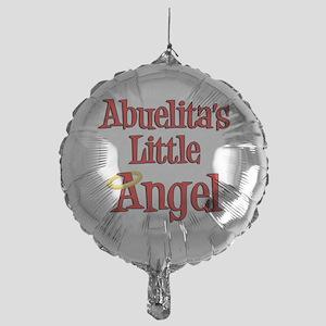 Abuelitas Little Angel Mylar Balloon