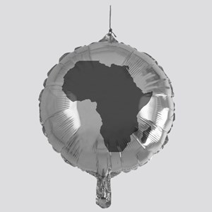 African Continent_Large Mylar Balloon
