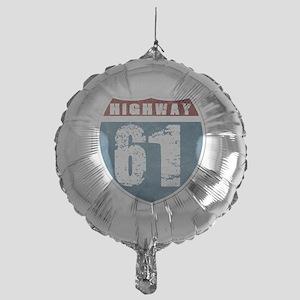 Highway 61 Mylar Balloon