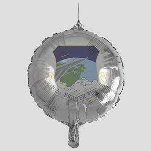 102nd FW Mylar Balloon