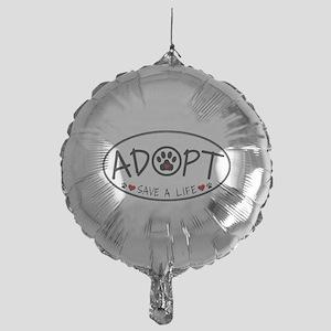 Universal Animal Rights Mylar Balloon