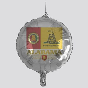 Alabama Gadsden Flag Mylar Balloon