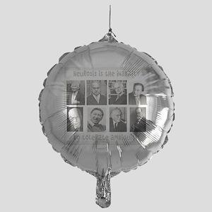 neurosis Mylar Balloon