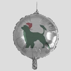 Portuguese-Water-Dog23 Mylar Balloon