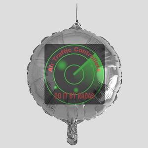airtrafficcontrollersdoit Mylar Balloon