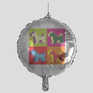 SCOTTISH-TERRIER Mylar Balloon