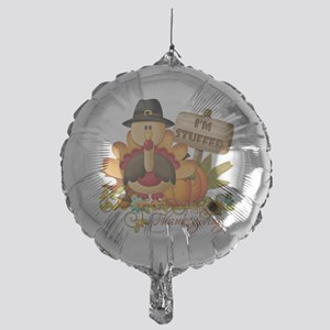 thanksgiving copy Mylar Balloon