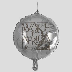 Garvey Wake Up Africa... Mylar Balloon