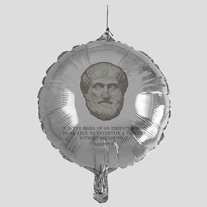 aristotle-edmind-LTT Mylar Balloon