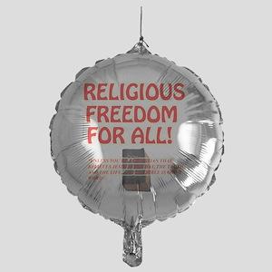 RELIGIOUSTOL Mylar Balloon