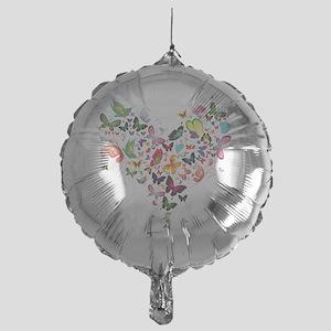 Heart of Butterflies Balloon