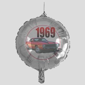 69GT500-C8trans Mylar Balloon