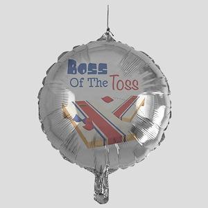 BOSS OF THE TOSS Balloon