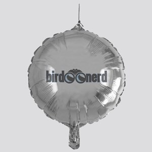 Bird Nerd Mylar Balloon