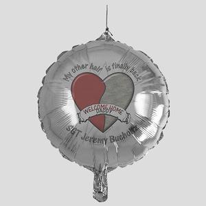 myotherhalfvirginia2 Mylar Balloon