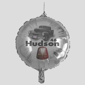 Hudson2 Mylar Balloon