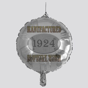 1924 Mylar Balloon