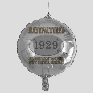 Manufactured 1929 Mylar Balloon