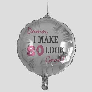 good80_light Mylar Balloon