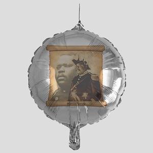 M. Garvey Mylar Balloon