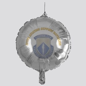 DUI - 277th Aviation Support Bn with Text Mylar Ba