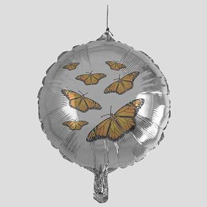Monarch Butterflies Mylar Balloon