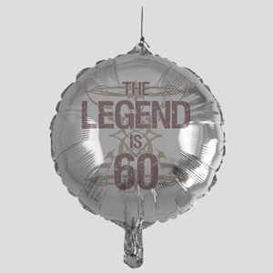 Men's Funny 60th Birthday Mylar Balloon