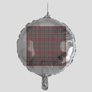 MacDonald Clan Scottish Tartan Mylar Balloon