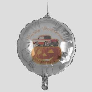 BabyAmericanMuscleCar_57BelR_Halloween Balloon