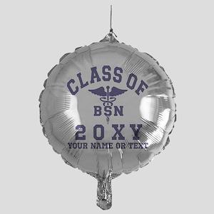 Class of 20?? Nursing (BSN) Mylar Balloon